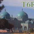 Newly arrived QSL from T6RH