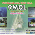 Newly arrived QSL from 9M0L