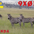 Newly arrived QSL from 9X0PY