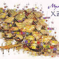 Newly arrived QSL from XZ1Z