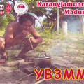 Newly arrived QSL from YB3MM/P