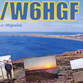 Newly arrived QSL from FP/W6HGF