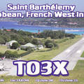 Newly arrived QSL from TO3X