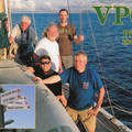 Newly arrived QSL from VP6T