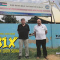 Newly arrived QSL from Z81X