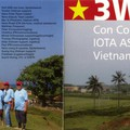 Newly arrived QSL from 3W6C
