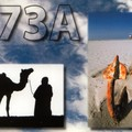 Newly arrived QSL from A73A
