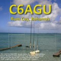 Newly arrived QSL from C6AGU