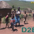 Newly arrived QSL from D2EB
