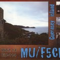 Newly arrived QSL from MU/F5CWU & MU/F4EGD