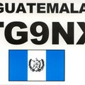 Newly arrived QSL from TG9NX
