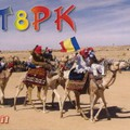 Newly arrived QSL from TT8PK