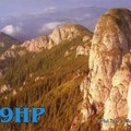 Newly arrived QSL from YO9HP
