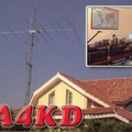 Newly arrived QSL from EA4KD