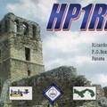Newly arrived QSL from HP1RIS