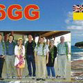 Newly arrived QSL from E6GG