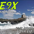 IE9X - Isl. of Ustica IOTA EU-051